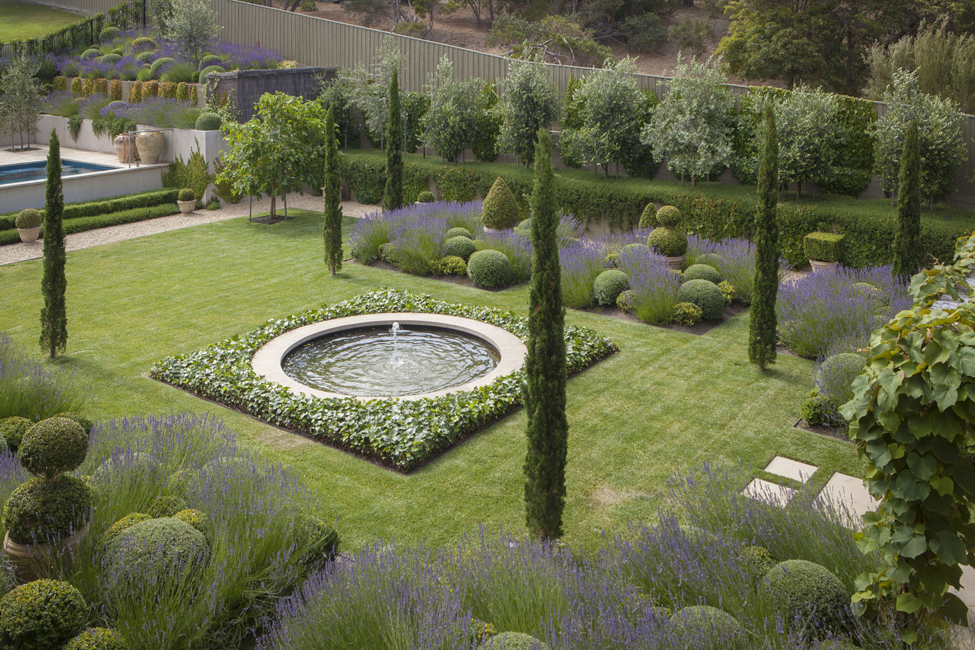 Portsea Paul Bangay Garden Design
